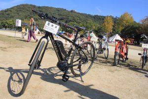 電気自転車が気軽に試乗できます