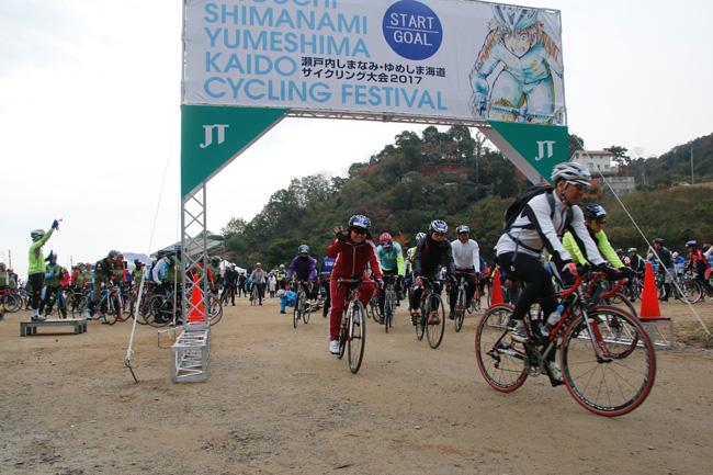 11しまなみ・ゆめしまサイクリング2019