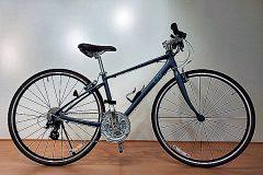 立石港務所のクロスバイク