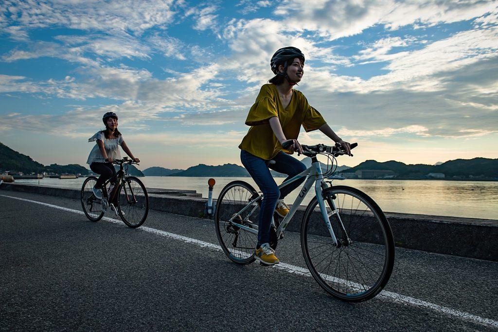 【上島町】サイクリングの日