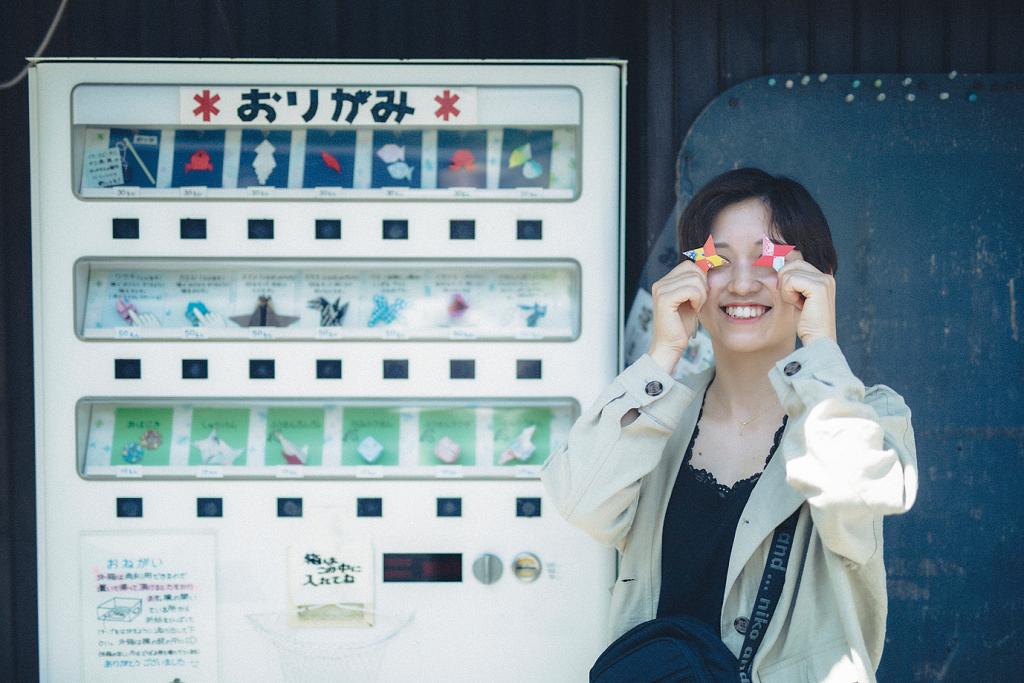 5折り紙自販機_153-ノッテル内子_1