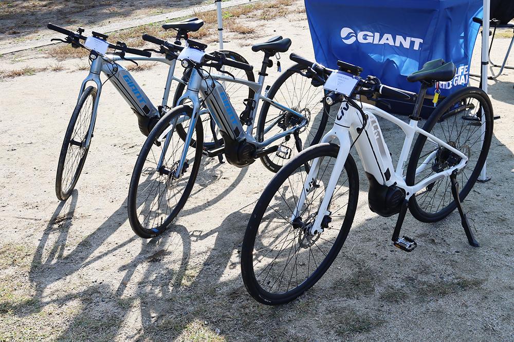 E-BIKEをはじめ様々なスポーツバイク