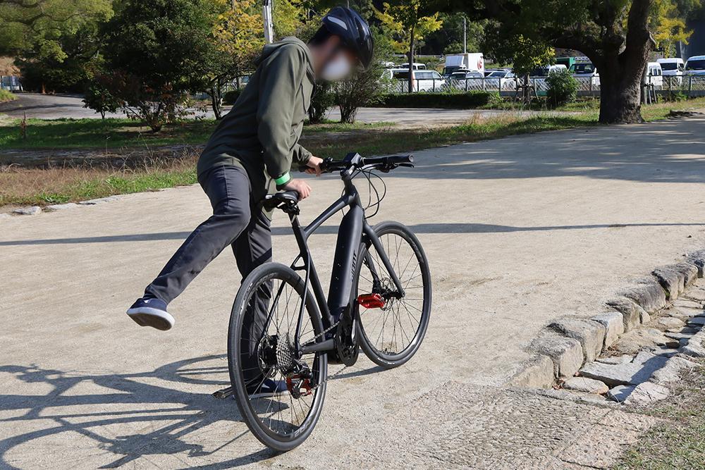スポーツバイク試乗会